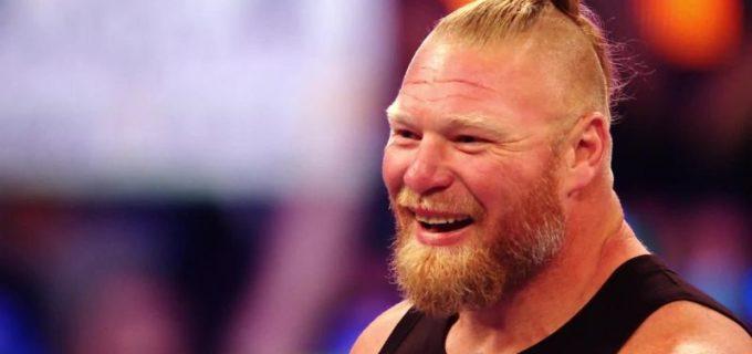 """【WWE】""""ザ・ビースト""""ブロック・レスナーが元代理人のポール・ヘイマンに電話して次週のSDリターンを予告"""
