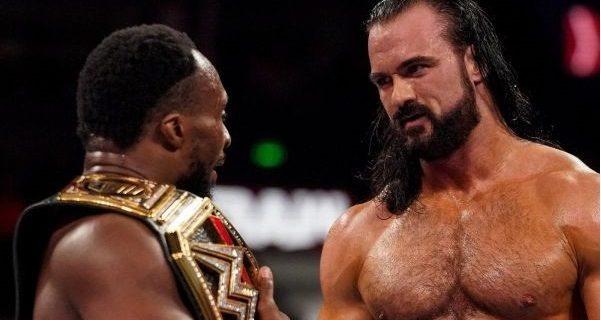 【WWE】ビッグEとマッキンタイアのWWE王座戦がPPV「クラウン・ジュエル」で決定