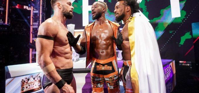 【WWE】KOTR決勝戦で対戦するフィン・ベイラーとエグゼビア・ウッズが舌戦で一触即発!
