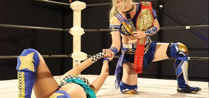 【アイスリボン】テクラ2連勝、世羅は無念の引き分け!Wrestle Arena League ~Queen of 10 Minutes~10.16 アイスリボン1151