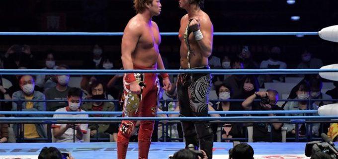 【全日本】宿命の三冠戦はジェイクが宮原と激闘60分フルタイムドロー!ジェイク「ここからだ、やっと始まった。」10.16大田区大会