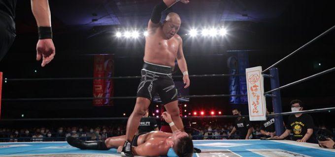 【新日本】ザックの連勝を石井が阻止「4連勝してそのままいけると思ったか?甘いんだよ」10.3名古屋<G1 CLIMAX31>
