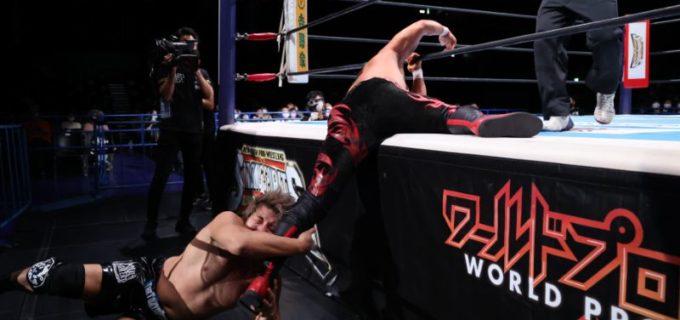 【新日本】Aブロック最終戦で鷹木が裕二郎に足を引っ張られ、ザックはタンガ・ロアに敗れ脱落<G1 CLIMAX31>10.18 横浜武道館大会