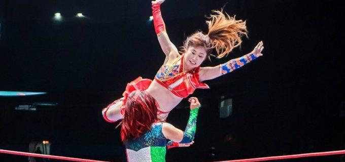 【CMLL】藤本つかさが女子版グランプリ決勝でシルエタに惜しくも敗戦!10.8アレナメヒコ