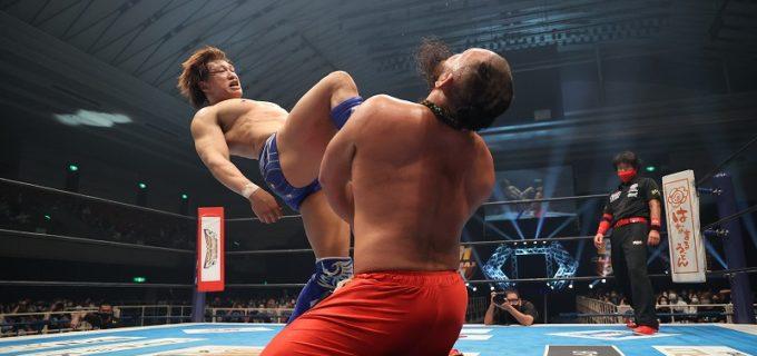 【新日本】飯伏がオーカーンを下して6勝目でAブロックトップに!<G1 CLIMAX31>10.9大阪大会
