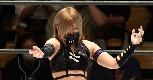【スターダム】小波が急性腸炎で10.9大阪大会を欠場、朱里戦は中止に