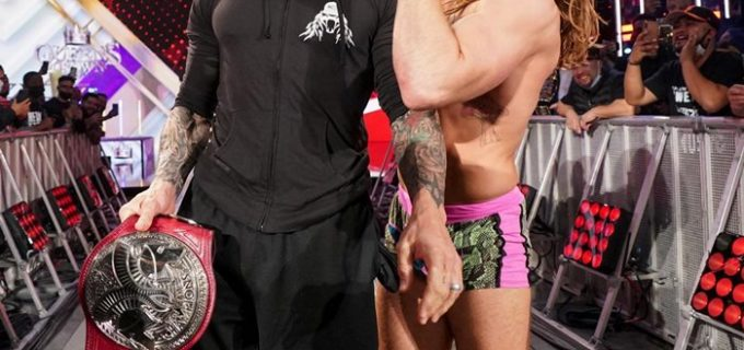 "【WWE】リドルがオモスに完敗も""毒蛇""オートンがAJスタイルズをRKO葬!"