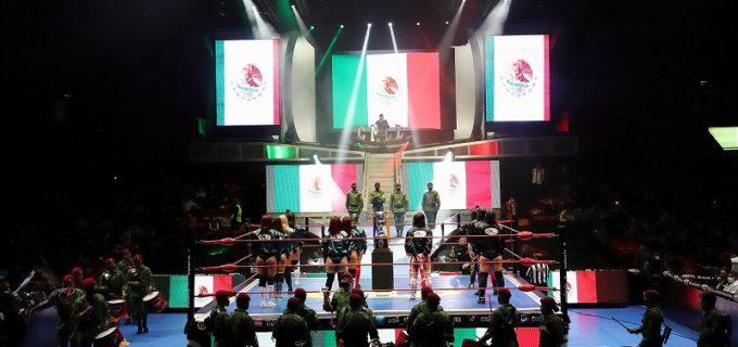 【CMLL】藤本つかさ、春輝つくし、向後桃のメキシコ10日目&11日目リポート