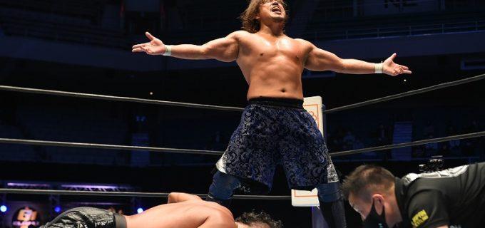 【新日本】後藤洋央紀が3勝で『G1』を終えるも「俺はNEVER6人タッグチャンピオンとして、弱音は吐いていられない」<G1 CLIMAX31>10・20日本武道館大会